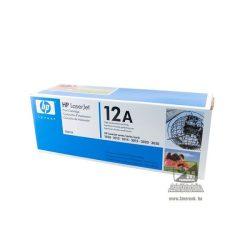 HP Q2612A (12A) fekete toner