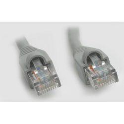 PRC UTP CAT5E 0,5m szürke patch kábel