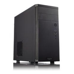 Fractal Design Core 1100 Fekete (Táp nélküli) mATX ház