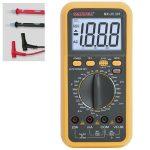Maxwell 25301 digitális multiméter TTL logikai méréssel