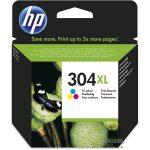 HP N9K07AE (304) háromszínű  XL tintapatron