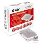 CLUB3D SenseVision USB C Smart Reader