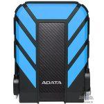 """ADATA AHD710P 2,5"""" 1TB USB3.1 ütés és vízálló kék külső winchester"""