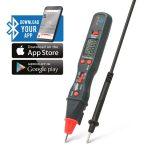 Maxwell 25520 Smart, Toll kivitelű digitális multiméter, Bluetooth kapcsolattal