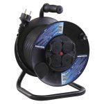 Emos P08225 kültéri kábeldob 3x1,5mm2 IP44 25m-es kábellel