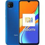 "Xiaomi Redmi 9C 6,53"" LTE 2/32GB Dual SIM NFC kék okostelefon"