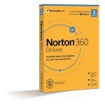 Norton 360 Deluxe 25GB HUN 1 Felhasználó 3 gép 1 éves dobozos vírusirtó szoftver