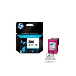 HP CC643EE (300) színes tri-color tintapatron