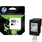 HP CC654AE (901XL) fekete tintapatron
