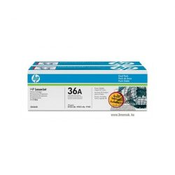 HP CB436AD (36A) duo-pack fekete toner