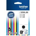 Brother LC529XLBK fekete tintapatron