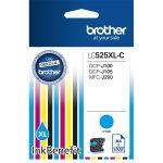 Brother LC525XLC cián tintapatron