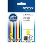 Brother LC525XLY sárga tintapatron